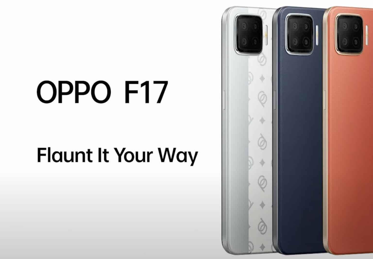 مواصفات هواتف أوبو القادمة.. F17 وF17 Pro