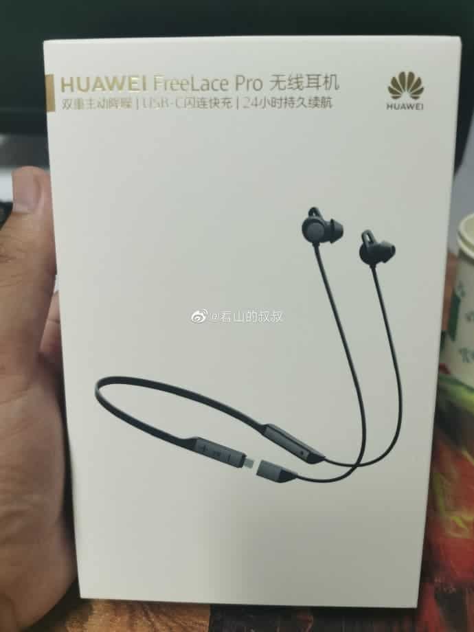 Huawei FreeLace Pro wireless headset