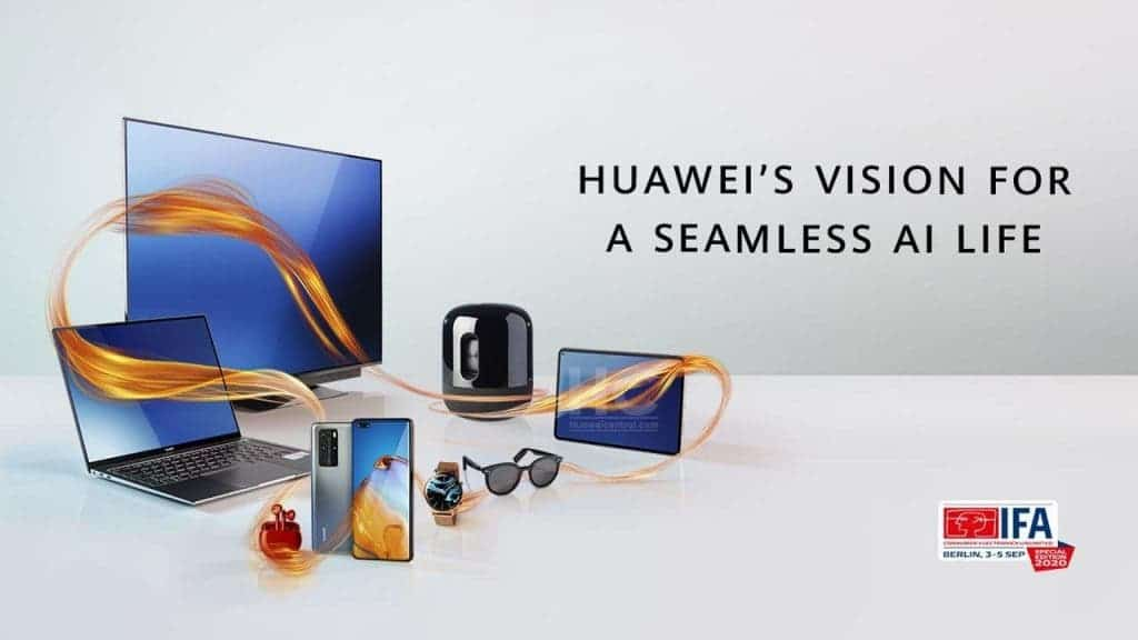 Huawei IFA Event