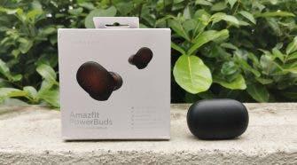 amazfit powerbuds unboxing