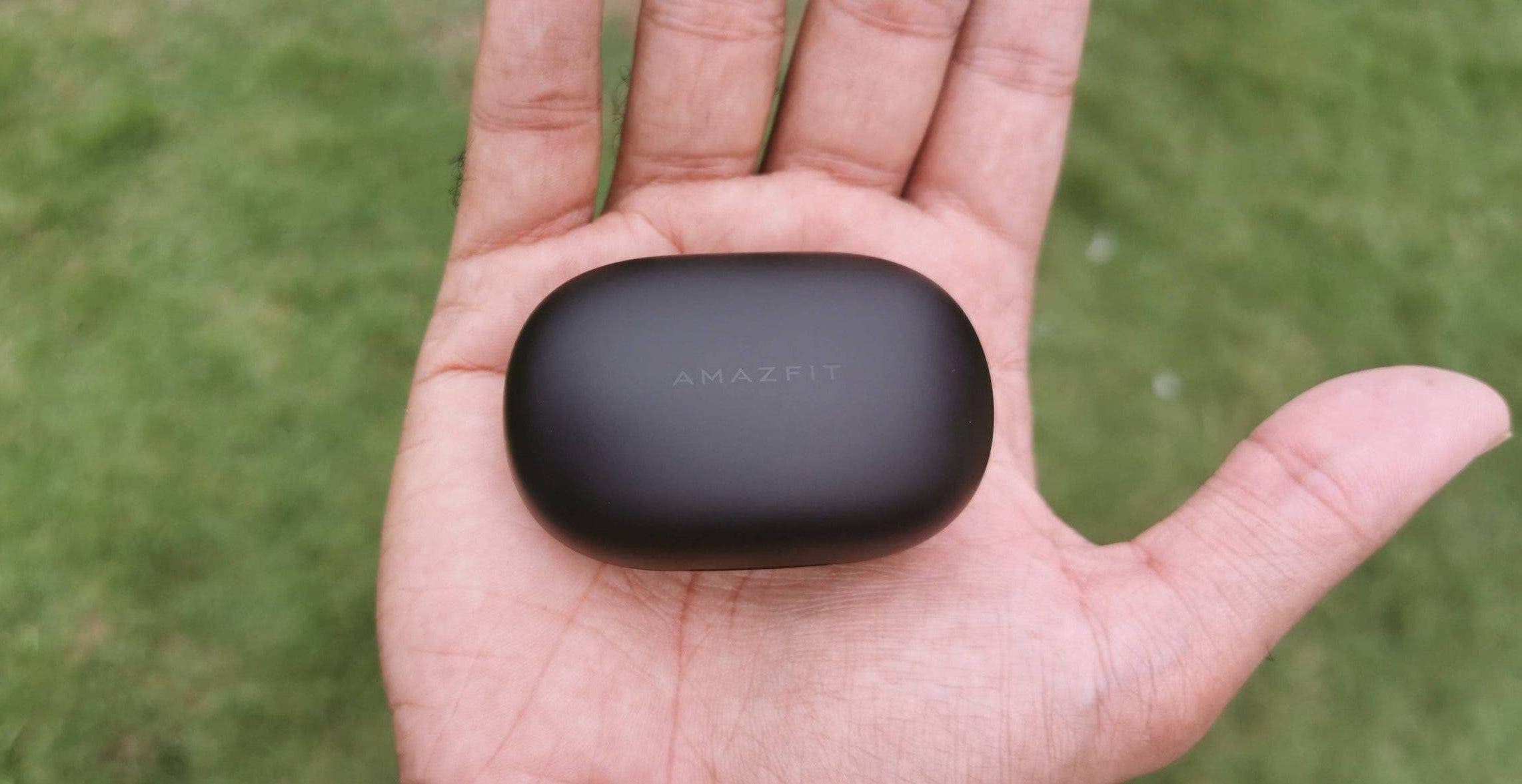 Amazfit Powerbuds case
