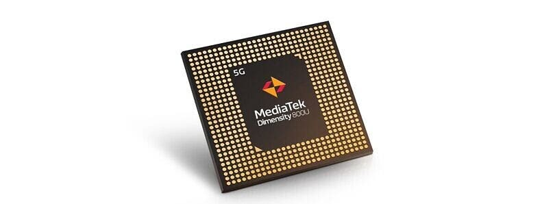 MediaTek Dimensity 800U Chipset Announced, But Will It Launch Globally?