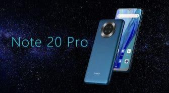 Cubot Note 20 Pro