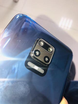 The Rear Camera Of The Redmi Note 9 Series Has A Serious Dust Issue