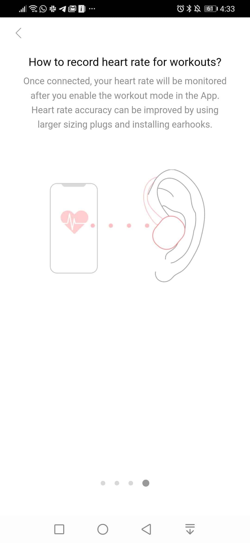 amazfit app heart rate