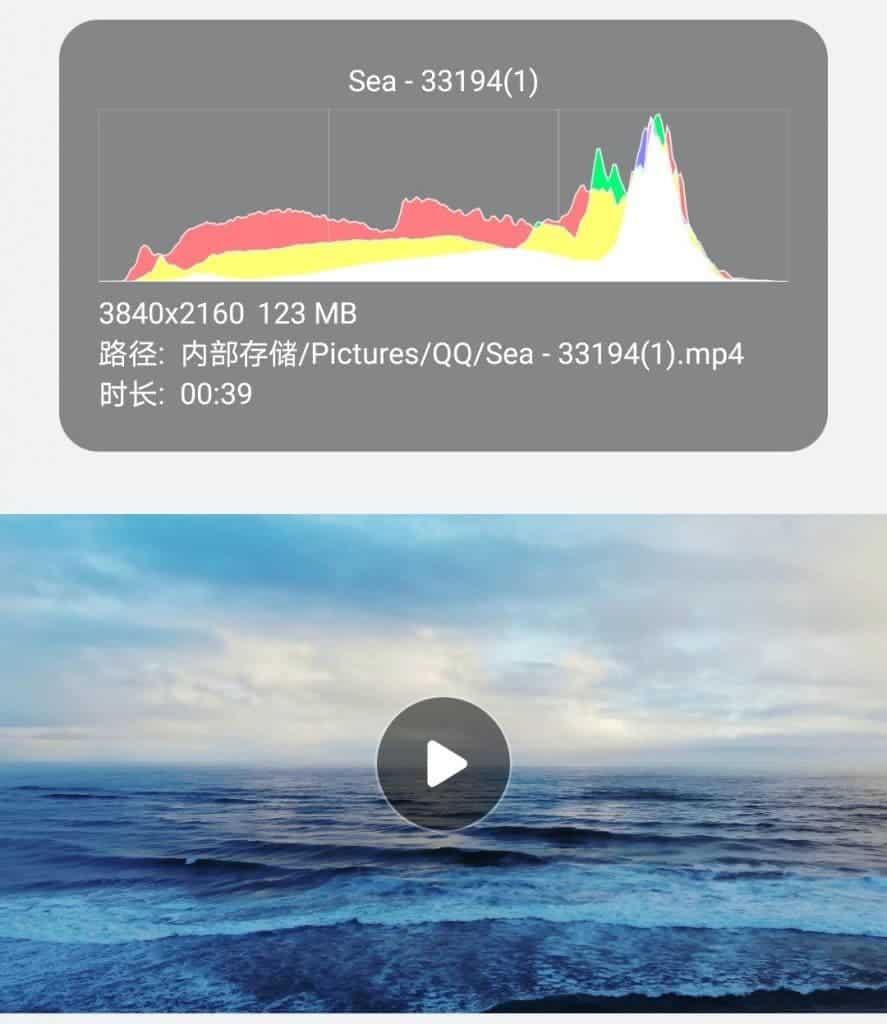 5G uploads speed