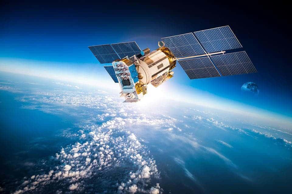 UAE navigation satellite system