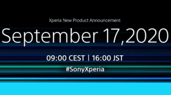 Sony Xperia 5 II to Officially Launch on September 17th