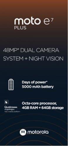 Moto E7 Plus Leaks
