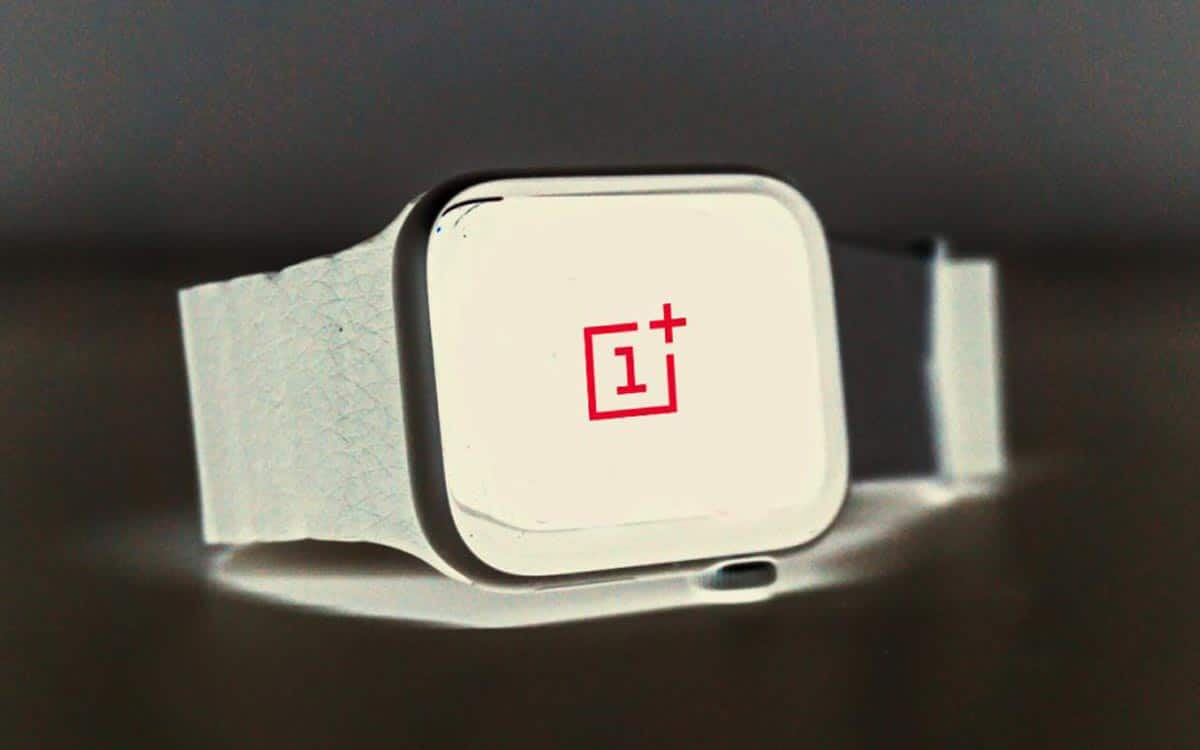 OnePlus is preparing to launch its OnePlus Watch smartwatch