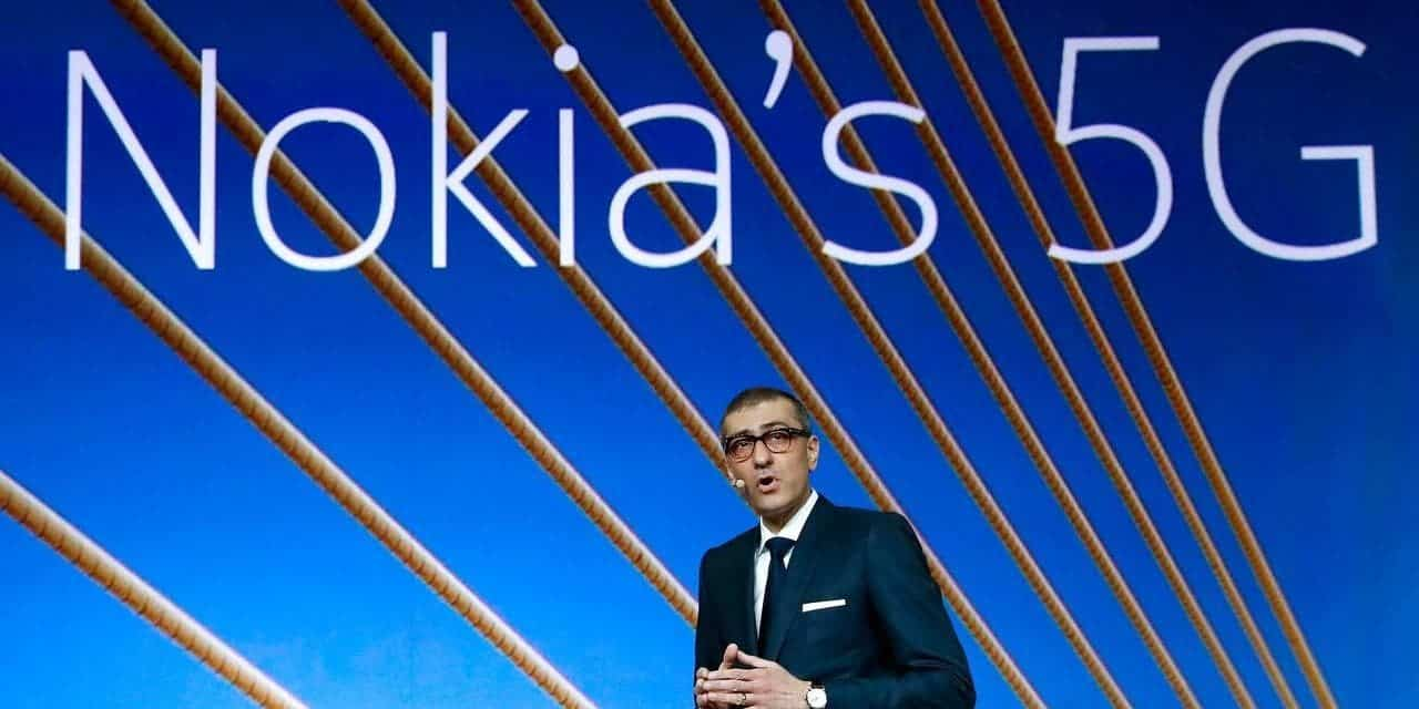 Nokia CEO Doesn't Want To Get Involved In The Geopolitical Entanglements