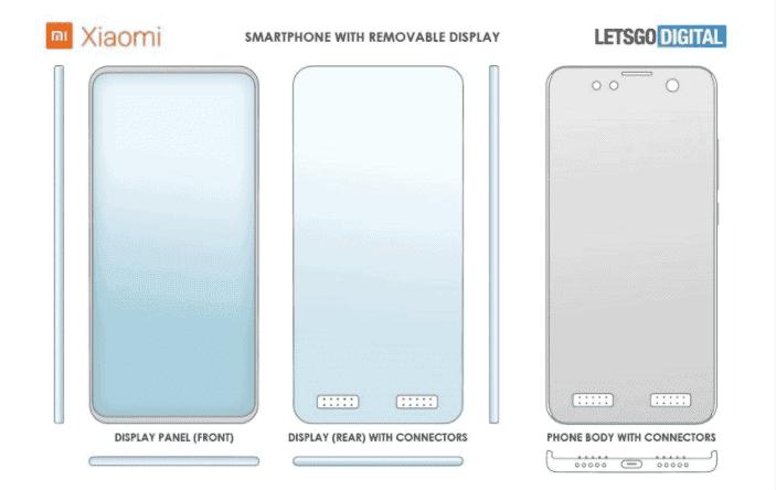 xiaomi detachable screen