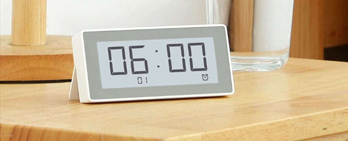 Xiaomi Seconds Smart Clock