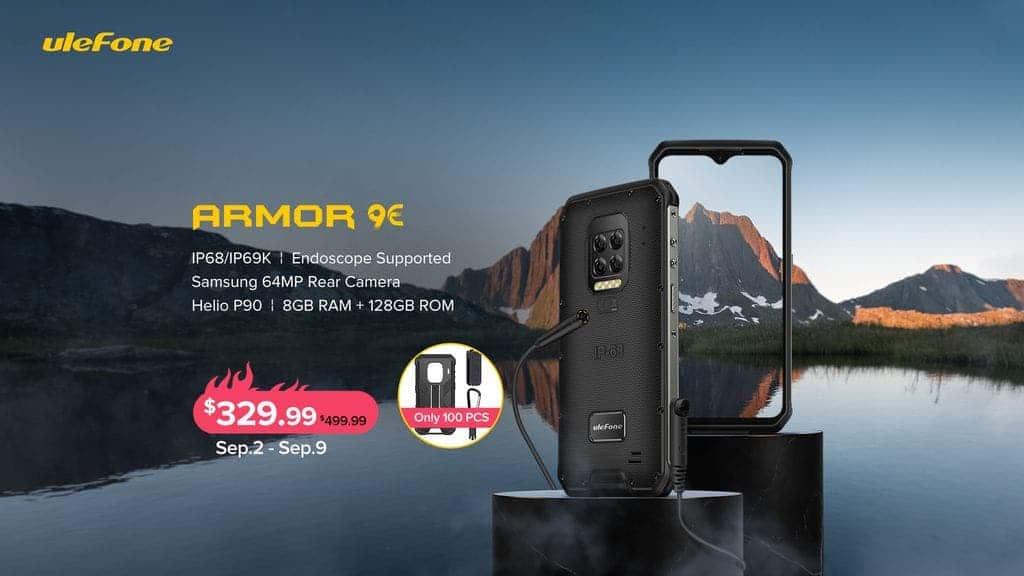 Armor 9E