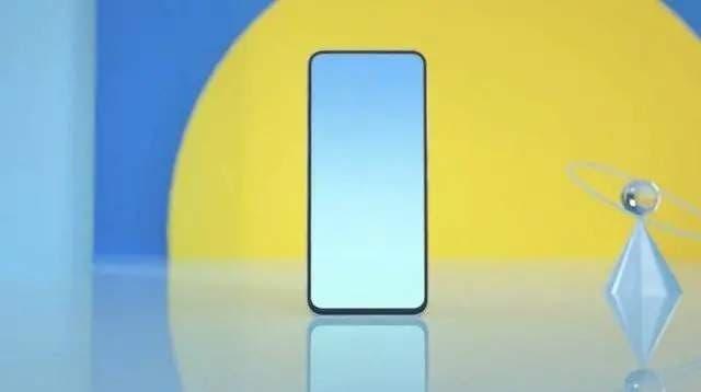 under-screen camera technology