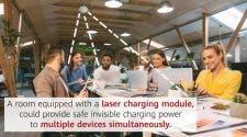 Huawei long-distance wireless charging