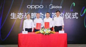 OPPO and Midea