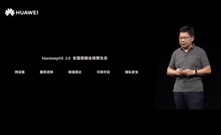 Hongmeng OS 2.0 system