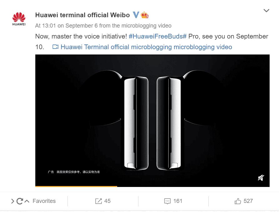 Huawei FreebudsPro