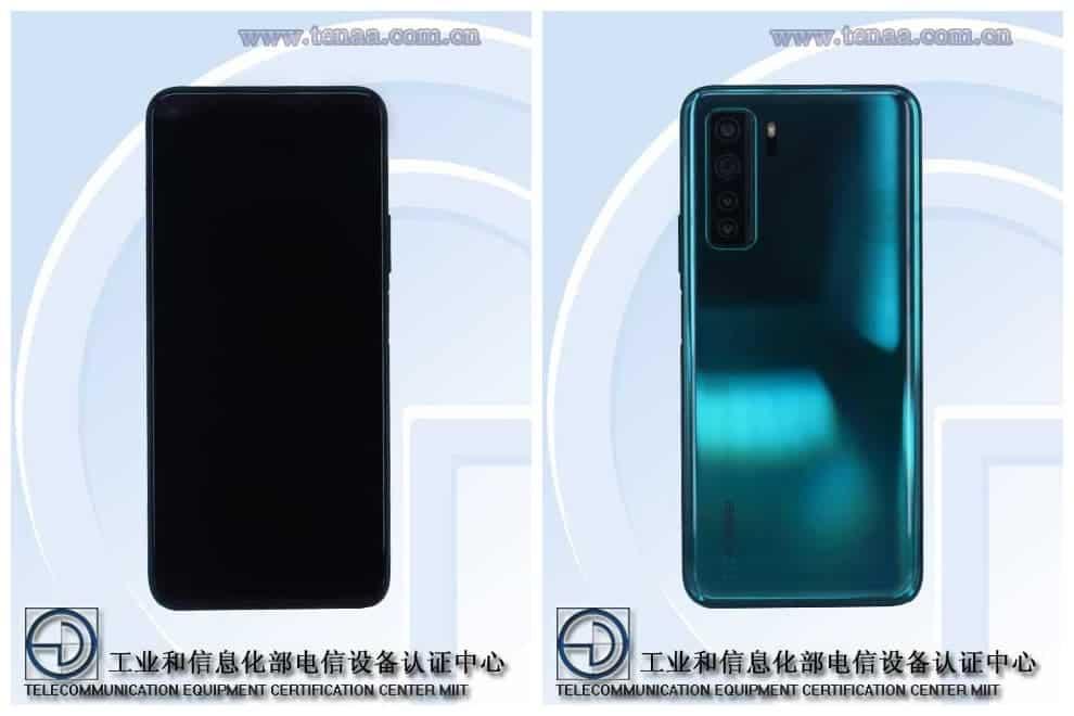 Huawei nova7 SE Vitality Edition