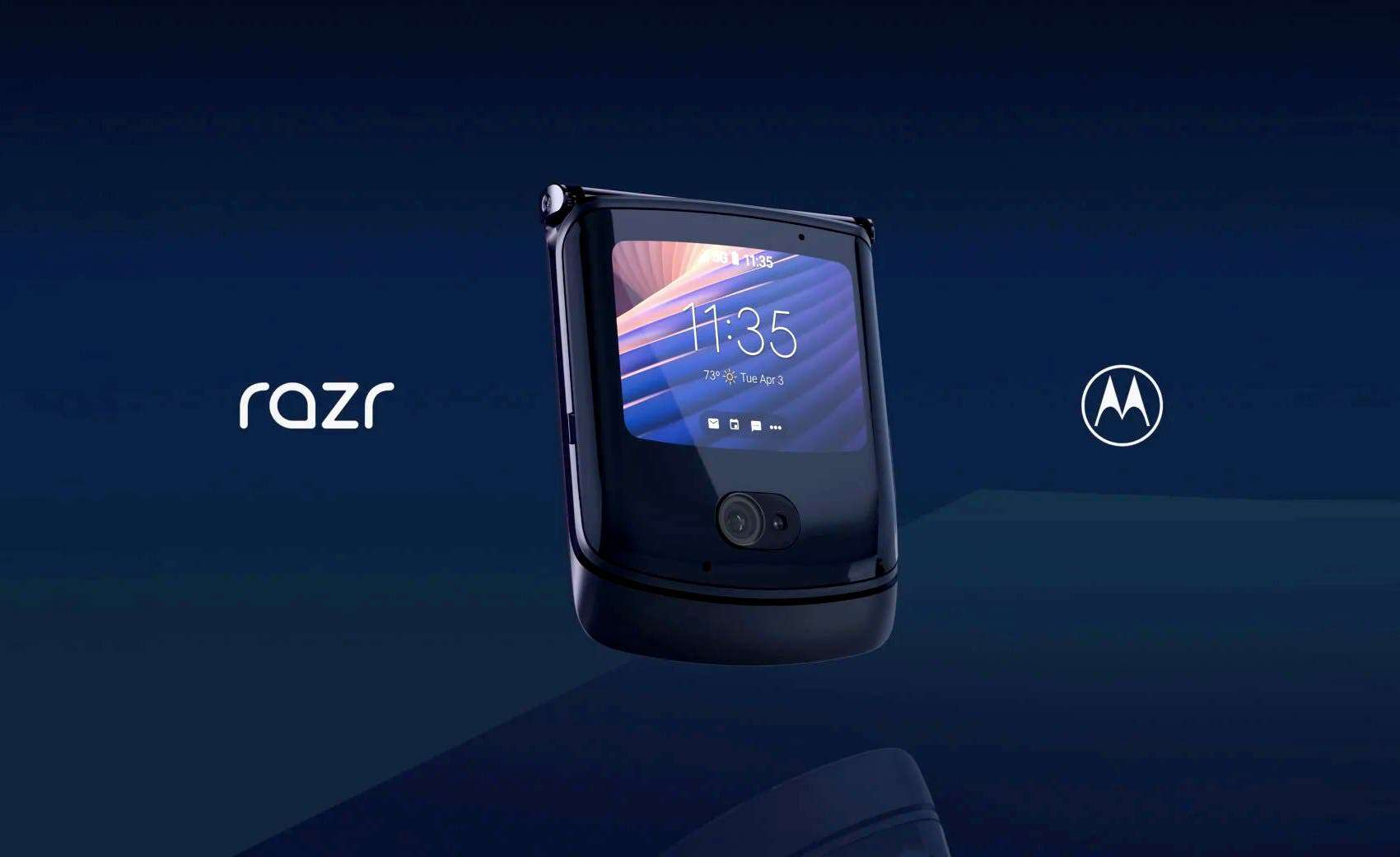Motorola Razr 5G India Launch Highlights: Clamshell foldable phone costs Rs 124,999