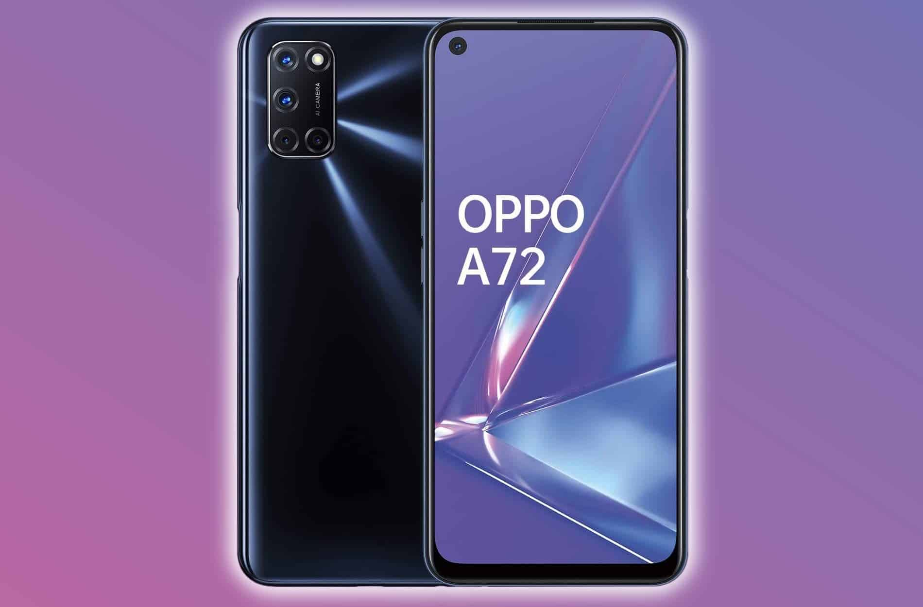 Oppo A72 heading to South Africa as Oppo is entering the region - Gizchina.com