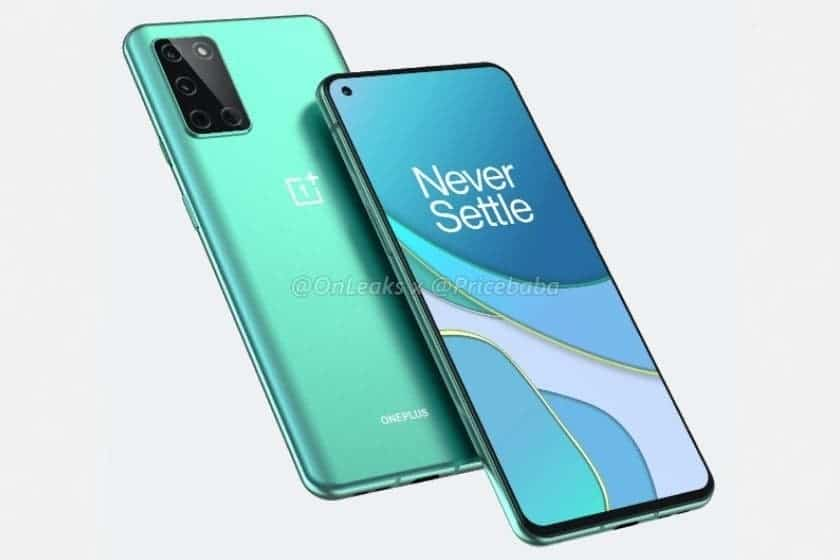 OnePlus 8T: Display specs revealed and Pricing leaked