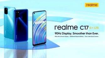 Realme C17