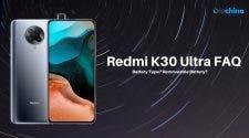 Redmi K30 Ultra FAQ