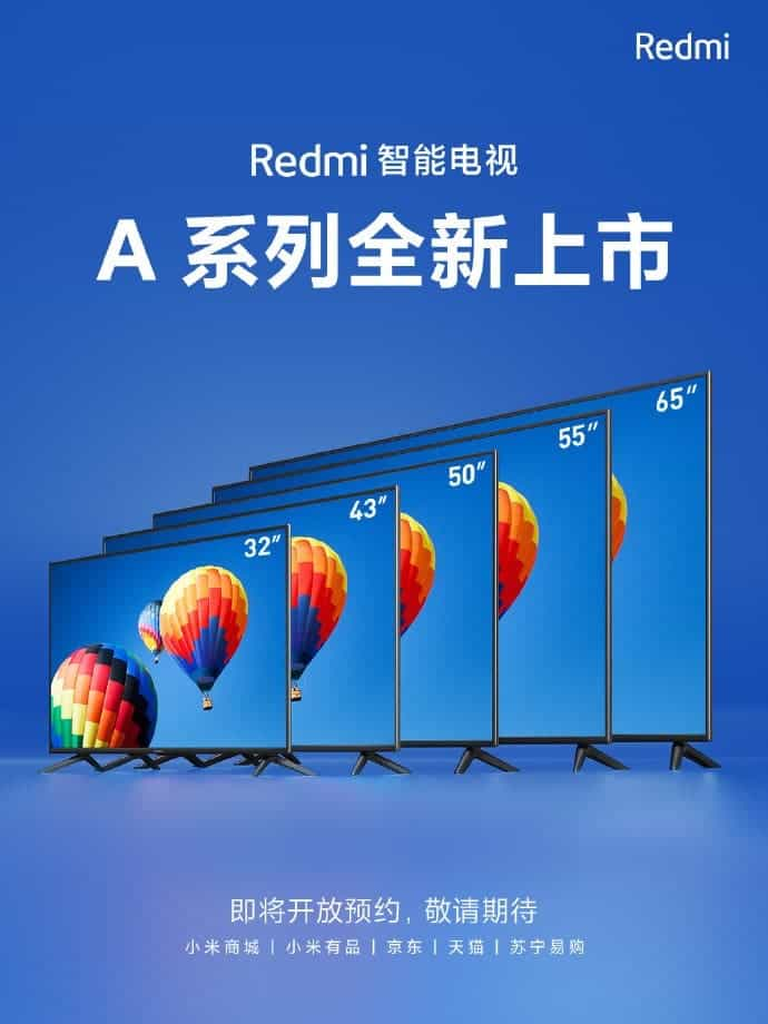 Redmi Smart TV A series