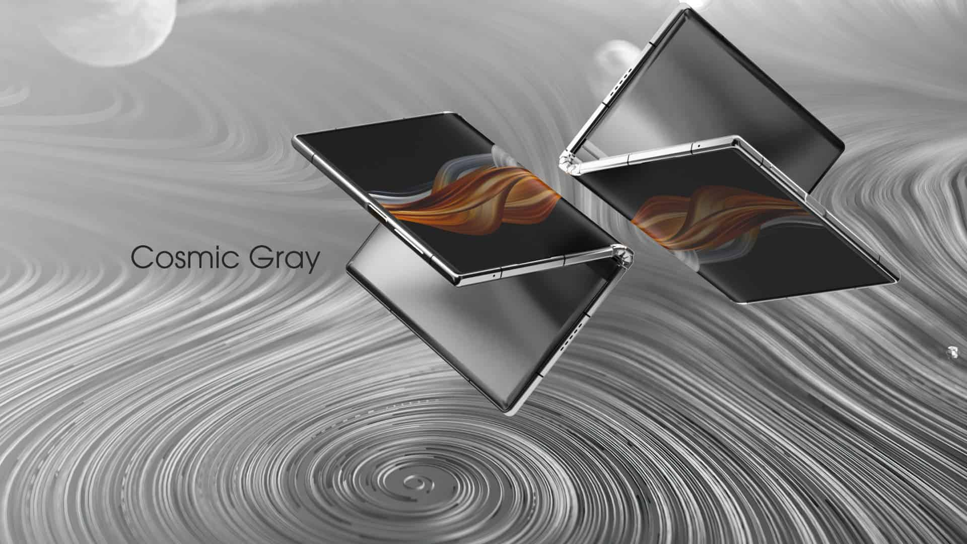 Royole is back with its second-gen foldable smartphone