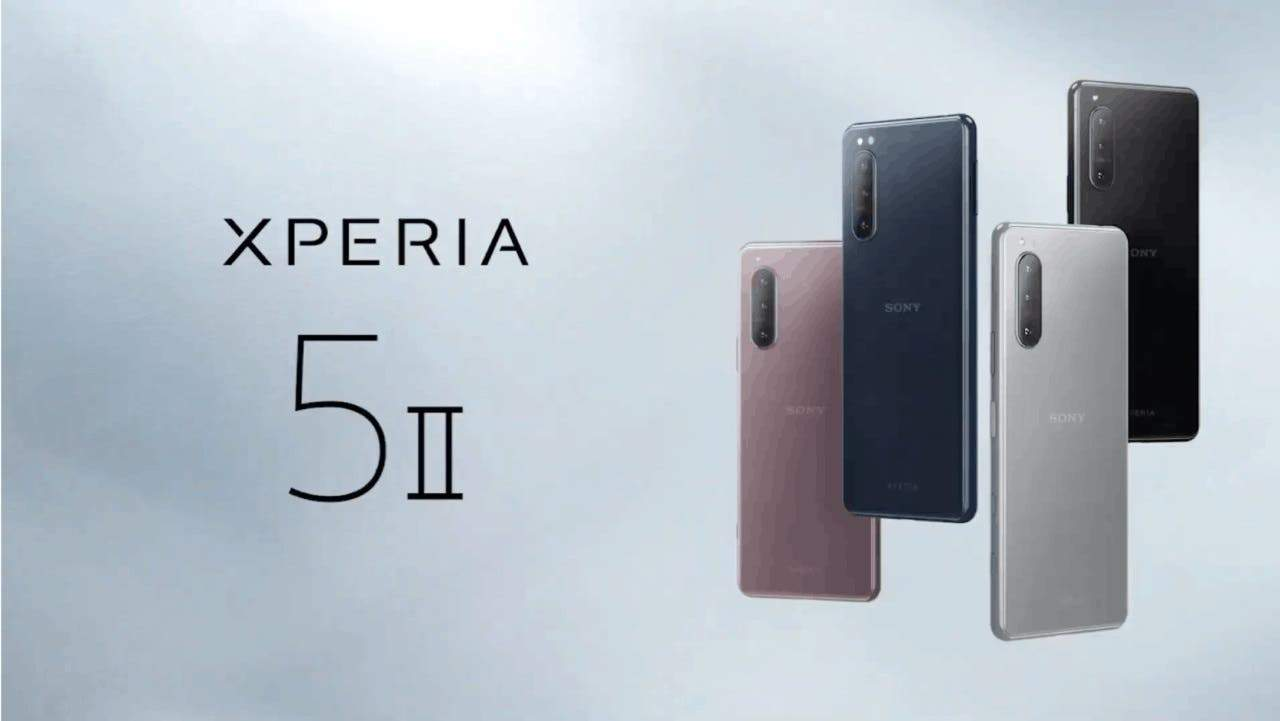 Sony Xperia 5 II will be launched in Hong Kong on October 9th - Gizchina.com