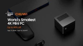 Chuwi Brand Fest online