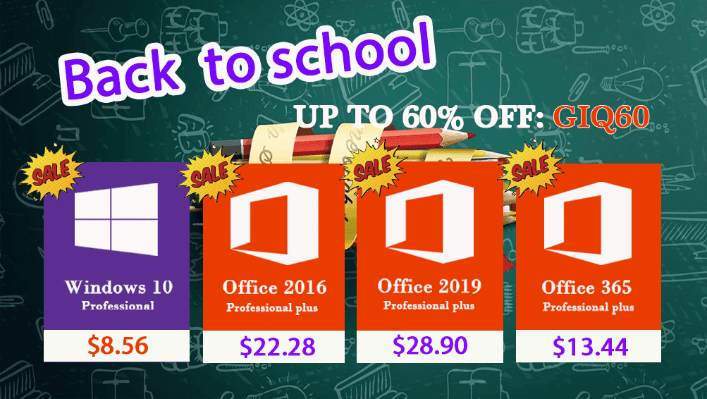 MMORC Back to School promo