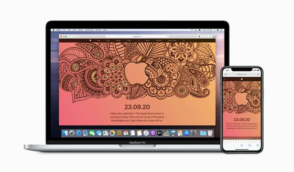 Apple's (AAPL) India Online Store Launch to Add Festive Cheer