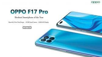 Oppo F17 Pro