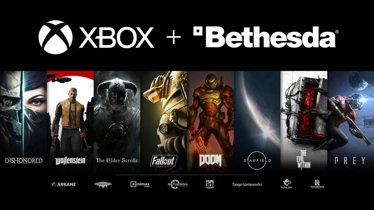 Bethesda Acquired by Microsoft, Joins Xbox Games Studios