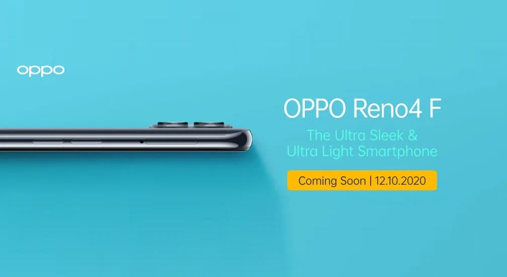 Oppo A93 is coming on October 6