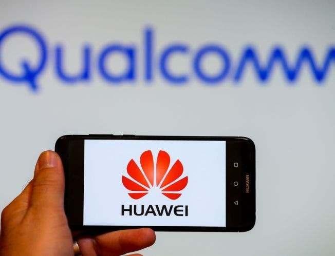 Смартфонный бизнес Huawei