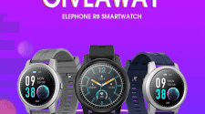 ELEPHONE R8 giveaway