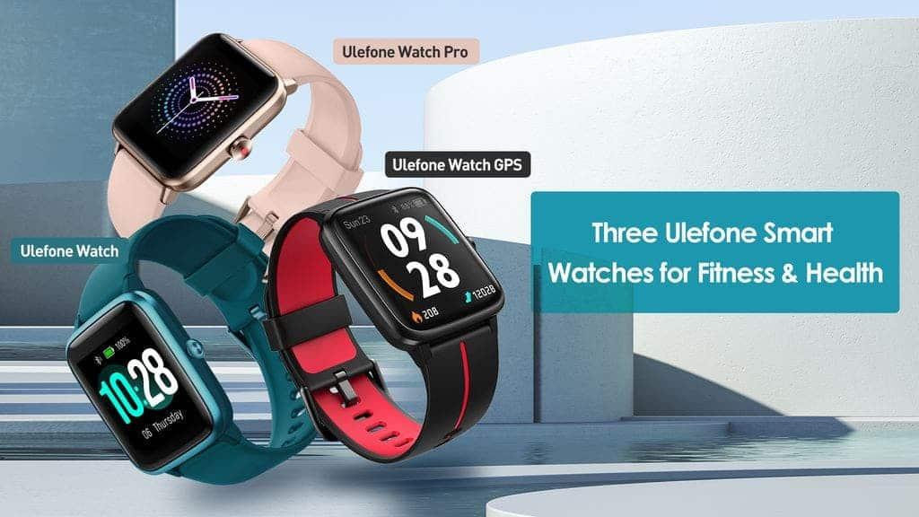 Ulefone smartwatch