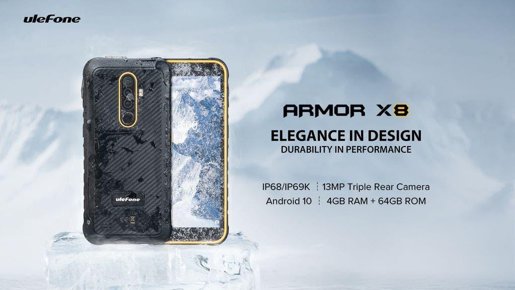 Ulefone Armor X8
