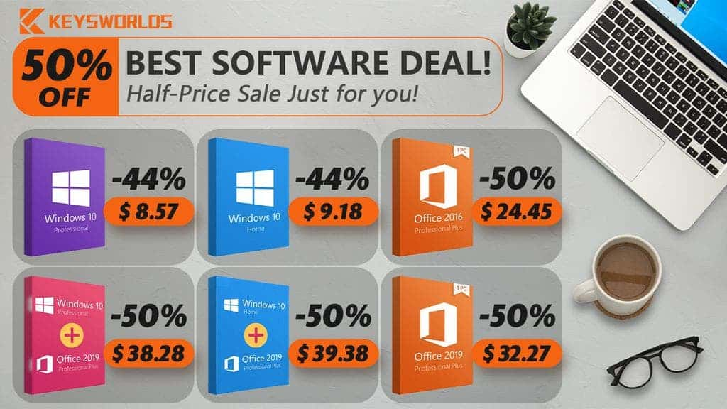 Best software deal