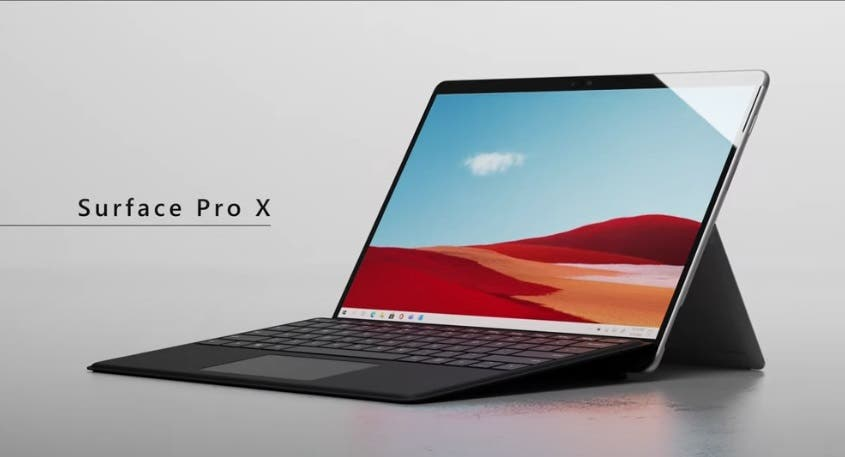 Microsoft launches affordable Surface Laptop Go, faster Surface Pro X