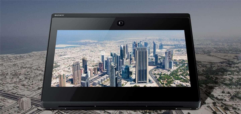 Sony SR Display