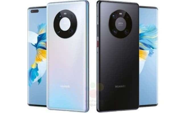 New leaks for Huawei Mate 40 Pro Plus