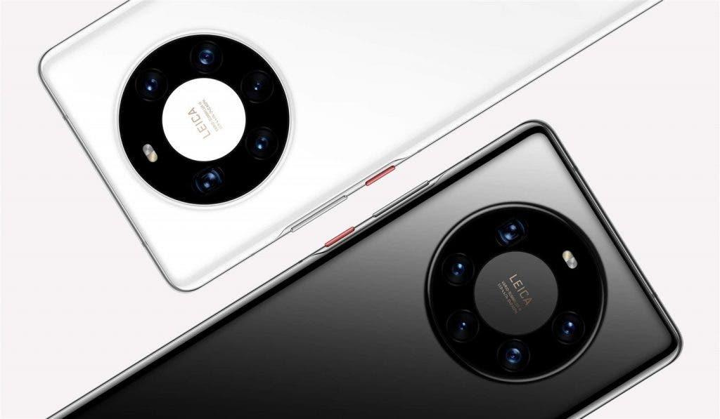 Huawei 5G smartphones