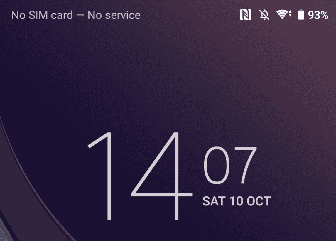 Oneplus 8t Live Wallpaper Is Usable Any Android Smartphone Gizchina Com