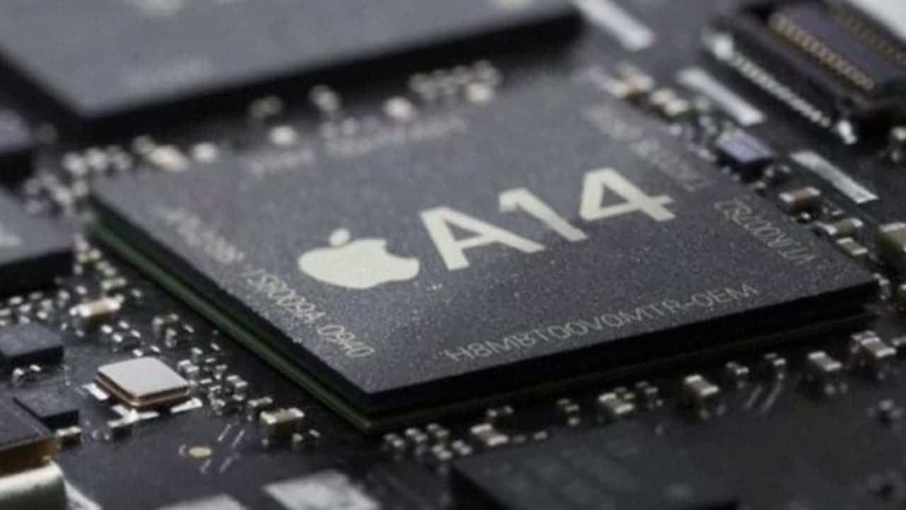 Apple A14's first Geekbench 5 results appeared