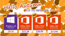 autumn software sales